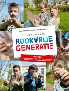 poster Kinderraad rookvrije generatie