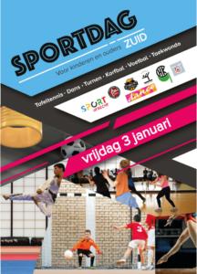 sportdag 3 januari 2020