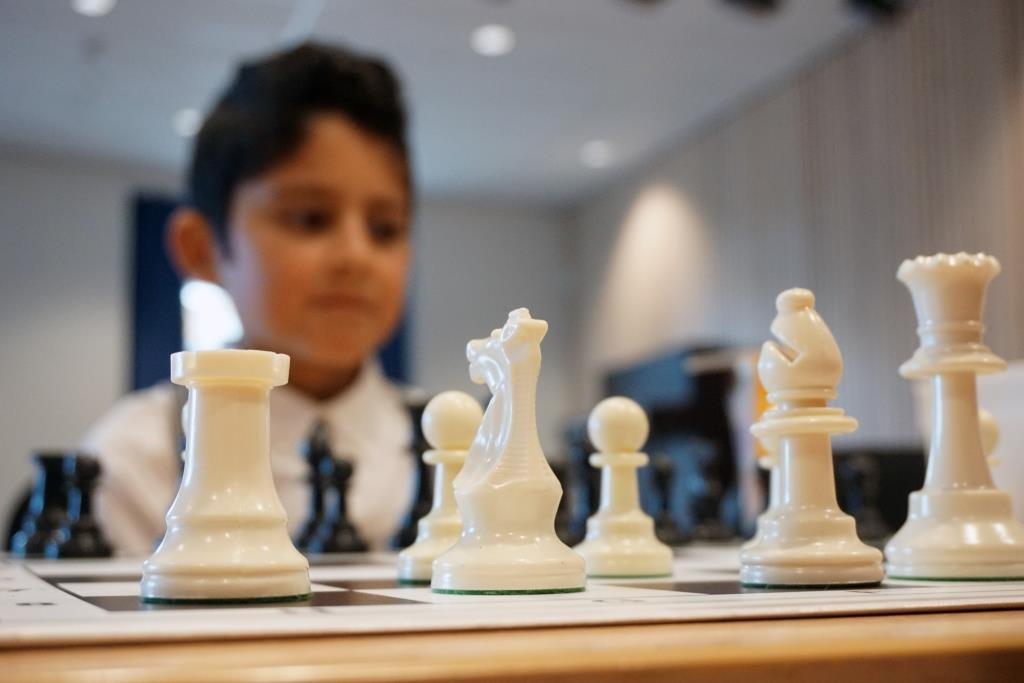 schaken voorkant