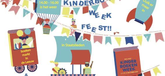 aankondiging poster kinderboekenweek 2019 kopie