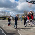Basketbal (SportUtrecht)