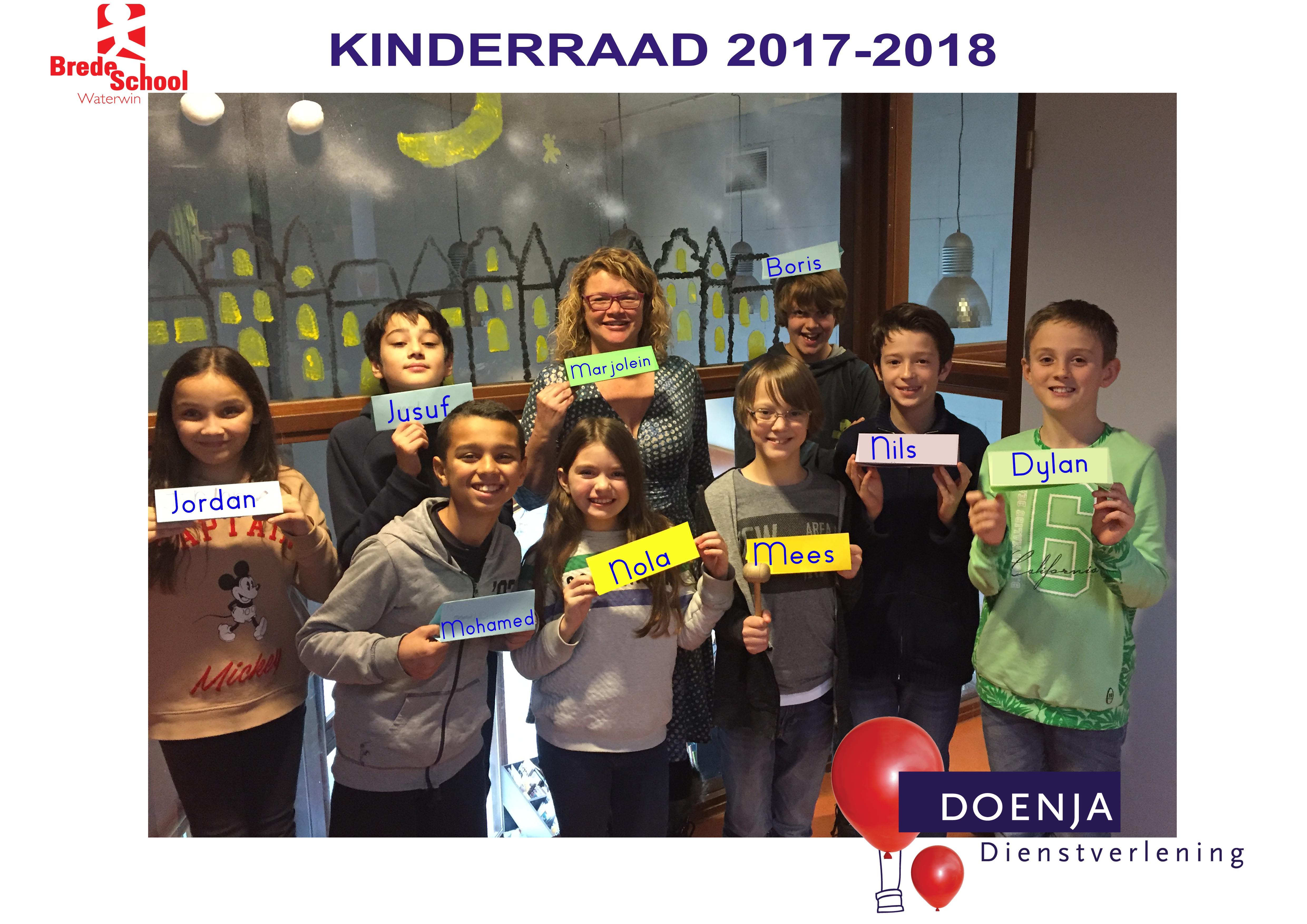 Kinderraad 2017-2018 klein