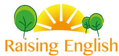 Logo Raising English