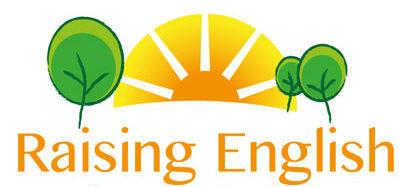 Logo Raising English